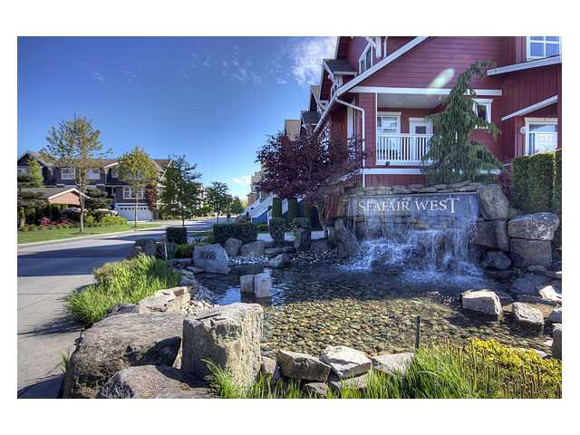"""Main Photo: 81 3088 FRANCIS Road in Richmond: Seafair Townhouse for sale in """"SEAFAIR WEST"""" : MLS®# V950259"""