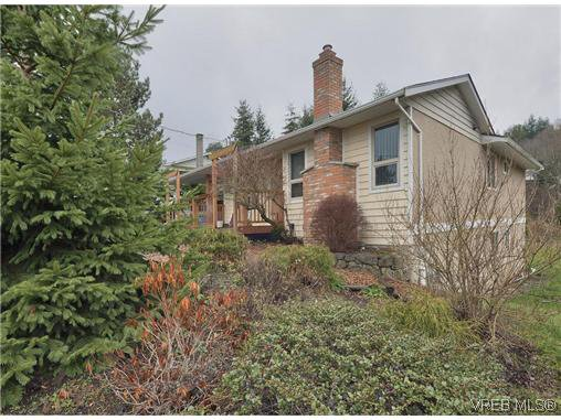 Main Photo: 3288 Mary Anne Crescent in VICTORIA: Co Triangle Residential for sale (Colwood)  : MLS®# 318687