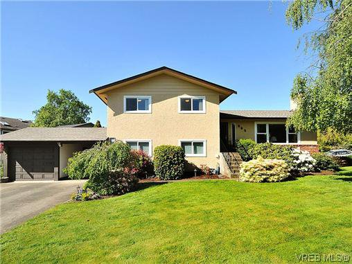 Main Photo: 995 Lucas Ave in VICTORIA: SE Lake Hill Single Family Detached for sale (Saanich East)  : MLS®# 639712