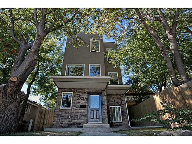 Main Photo: 3837 Parkhill Street SW in CALGARY: Parkhill_Stanley Prk Residential Detached Single Family for sale (Calgary)  : MLS®# C3583473
