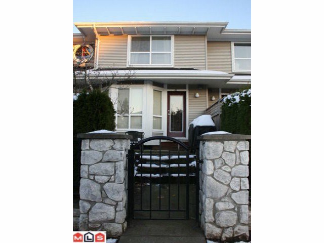 Main Photo: 45 8778 159 Street in Surrey: Fleetwood Tynehead Townhouse for sale : MLS®# F1028141