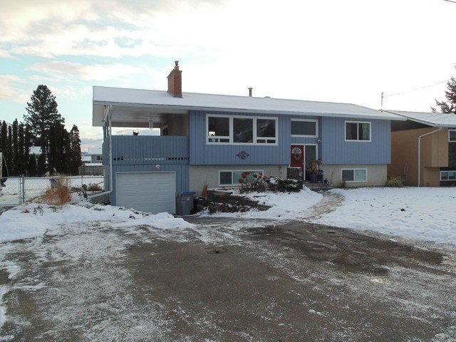 Main Photo: 647 Sunvalley Drive in Kamloops: Westsyde House for sale : MLS®# 119848