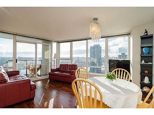 Main Photo: # 2502 939 EXPO BV in Vancouver: Yaletown Condo for sale (Vancouver West)  : MLS®# V1040268