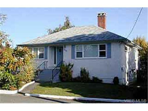 Main Photo: 2270 Estevan Ave in VICTORIA: OB Henderson Single Family Detached for sale (Oak Bay)  : MLS®# 246498