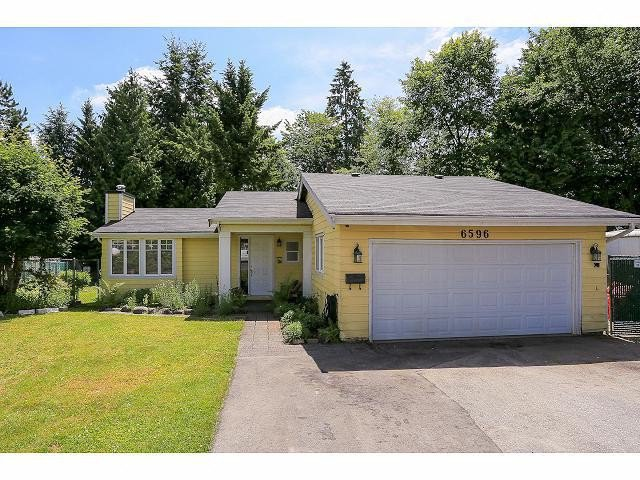 Main Photo: 6596 SWANSON PL in Surrey: West Newton House for sale : MLS®# F1414509