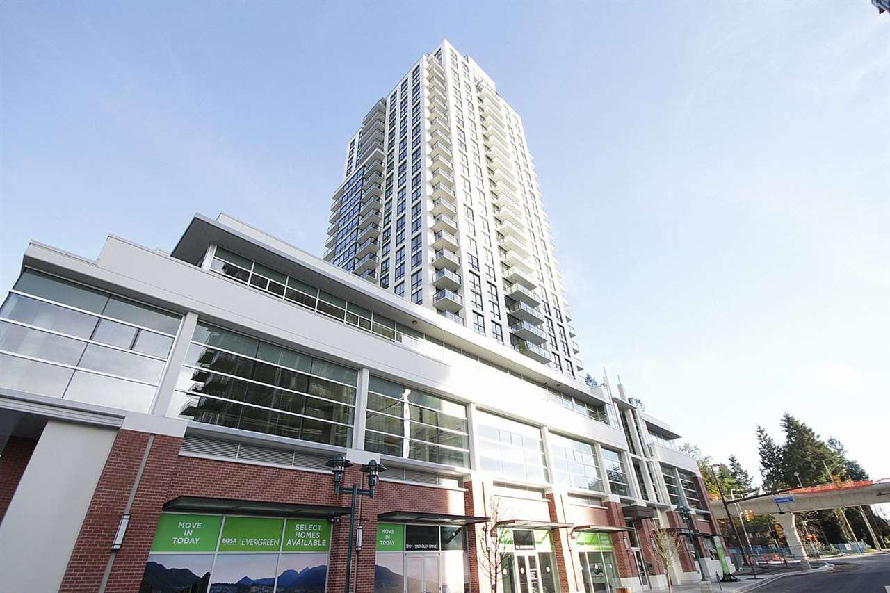 Main Photo: 810 3007 GLEN DRIVE in Coquitlam: North Coquitlam Condo for sale : MLS®# R2024892