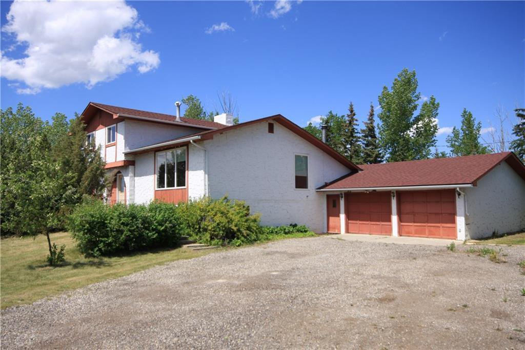Main Photo: 270096 Glenmore Trail SE in Rural Rocky View County: Rural Rocky View MD Detached for sale : MLS®# C4271068