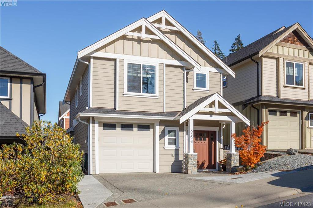 Main Photo: 966 Tayberry Terrace in VICTORIA: La Happy Valley Single Family Detached for sale (Langford)  : MLS®# 417423