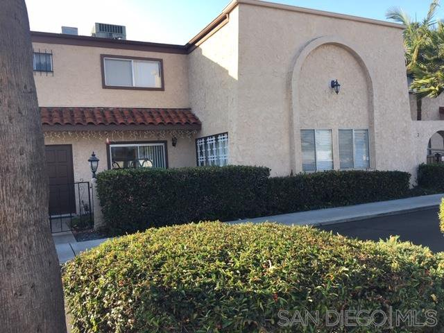 Main Photo: EL CAJON Condo for sale : 1 bedrooms : 294 Chambers Street #33