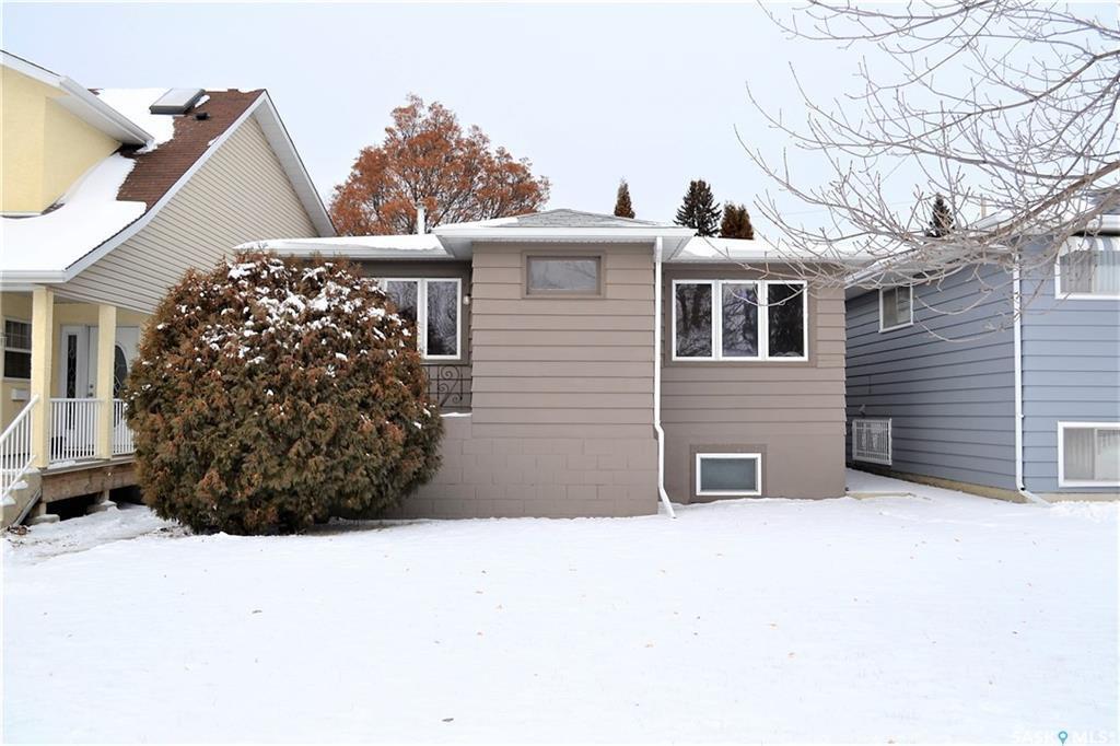 Main Photo: 1019 4th Street East in Saskatoon: Haultain Residential for sale : MLS®# SK797938