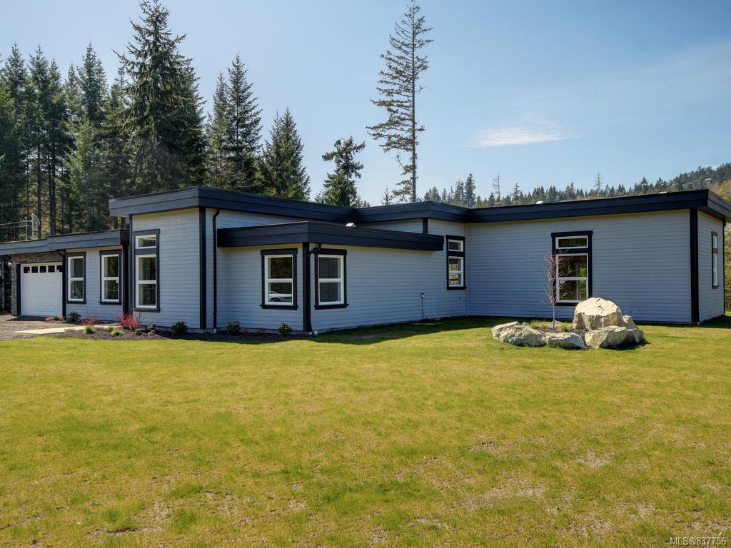 Main Photo: 1815 Sooke Lake Rd in Shawnigan Lake: ML Shawnigan Single Family Detached for sale (Malahat & Area)  : MLS®# 837756