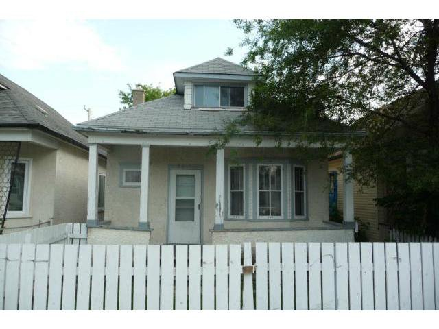 Main Photo: 354 Martin Avenue West in WINNIPEG: East Kildonan Residential for sale (North East Winnipeg)  : MLS®# 1214601