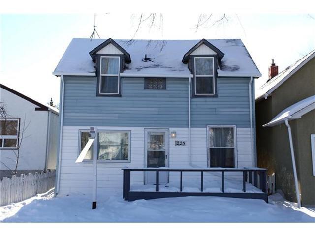 Main Photo: 220 Regent Avenue East in WINNIPEG: Transcona Residential for sale (North East Winnipeg)  : MLS®# 1300692