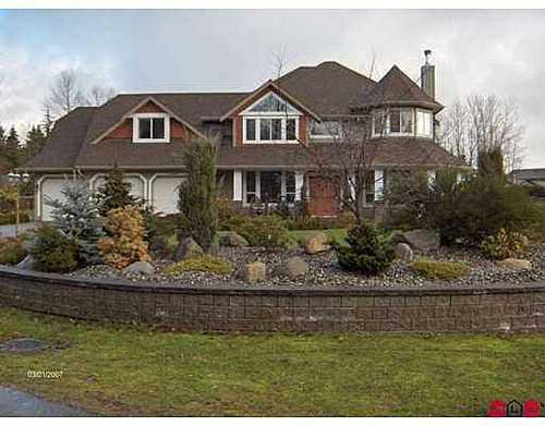 Main Photo: 16621 EDGEWOOD Drive in South Surrey White Rock: Grandview Surrey Home for sale ()  : MLS®# F2700535
