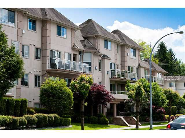 Main Photo: 207 3128 FLINT Street in Port Coquitlam: Glenwood PQ Condo for sale : MLS®# V1007764