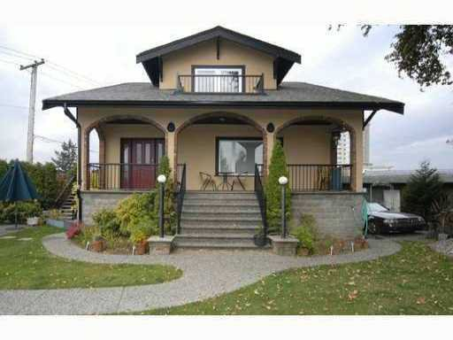 Main Photo: 4093 Dumfries Street in Vancouver: Home for sale : MLS®# V838843