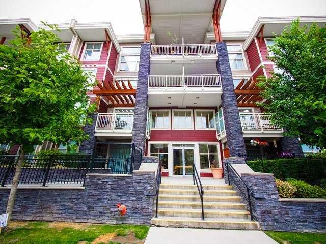 Main Photo: # 111 2477 KELLY AV in Port Coquitlam: Central Pt Coquitlam Condo for sale : MLS®# V1020697
