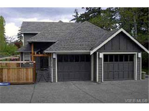Main Photo: 1338 Blue Ridge Rd in VICTORIA: SW Strawberry Vale Single Family Detached for sale (Saanich West)  : MLS®# 300272