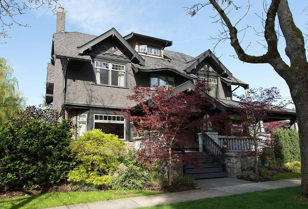 Main Photo: 5875 ELM ST in VANCOUVER: Kerrisdale House for sale (Vancouver West)  : MLS®# V1060542