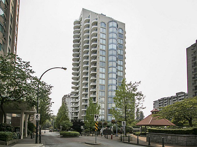 Main Photo: # 906 739 PRINCESS ST in New Westminster: Uptown NW Condo for sale : MLS®# V1133888