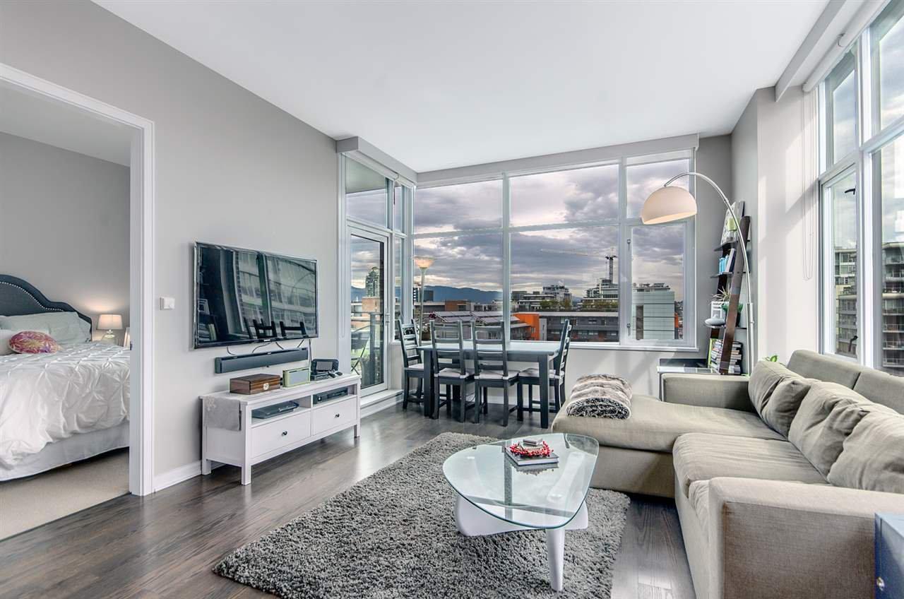 Main Photo: 1004 181 W 1ST AVENUE in Vancouver: False Creek Condo for sale (Vancouver West)  : MLS®# R2053055