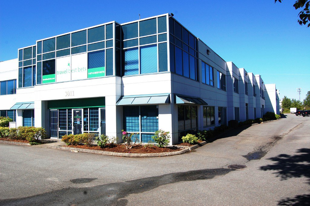 Main Photo: # 103 - 3011 Underhill Avenue in Burnaby: Lake City Industrial Industrial for lease (Burnaby North)