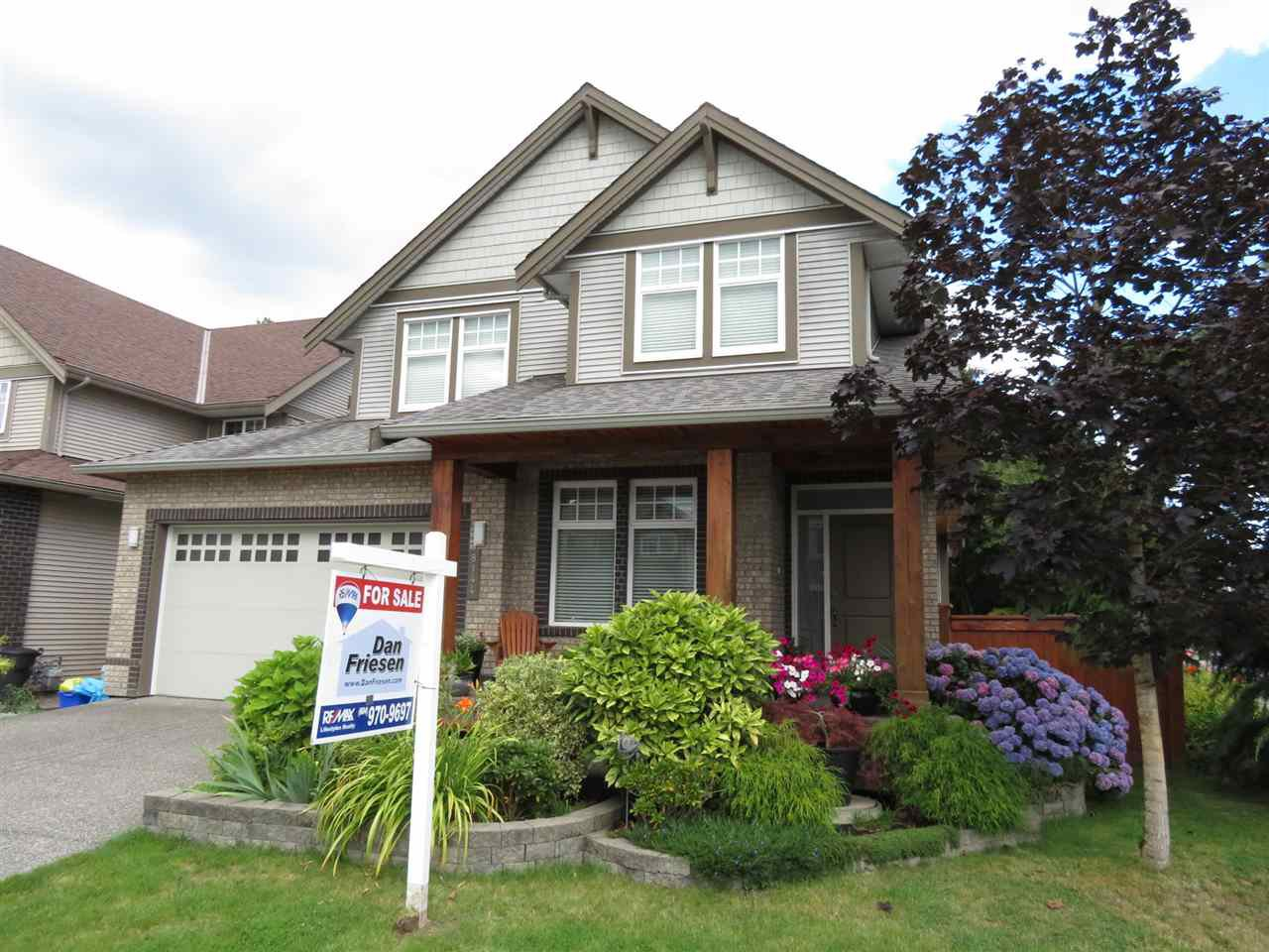 Main Photo: 8144 211 STREET in Langley: Willoughby Heights House for sale : MLS®# R2093922