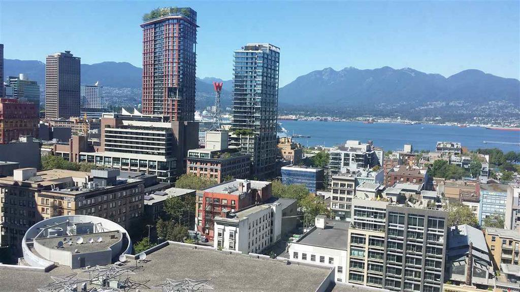 Photo 11: Photos: 2202 63 Keefer Place in Vancouver: Condo for sale : MLS®# R2094891