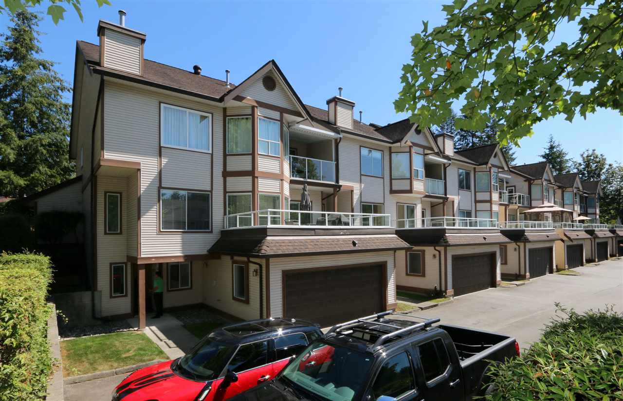 Main Photo: 40 23151 HANEY BYPASS in Maple Ridge: East Central Townhouse for sale : MLS®# R2102577