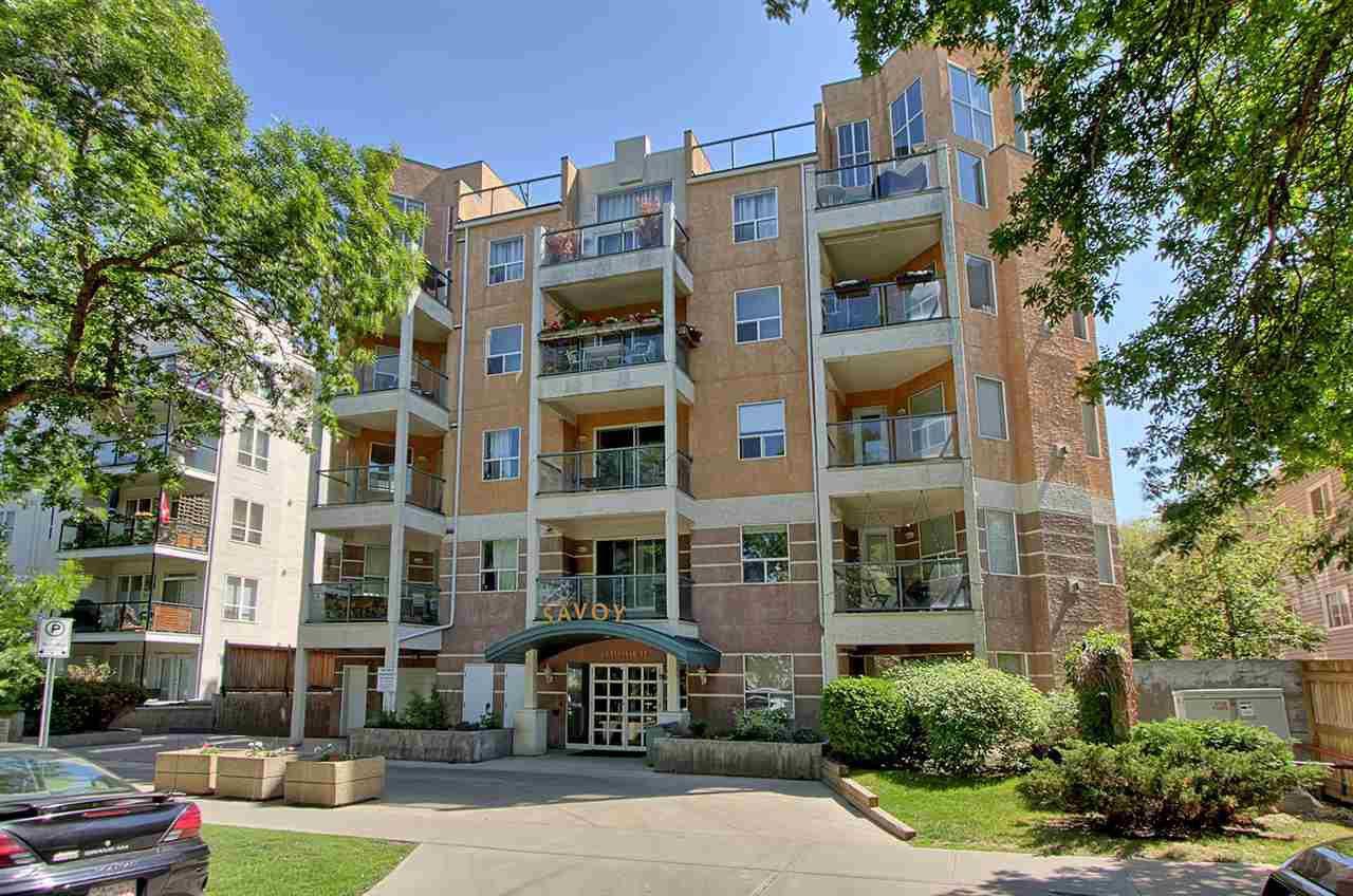 Main Photo: 10011 110 ST NW in Edmonton: Zone 12 Condo for sale : MLS®# E4132637