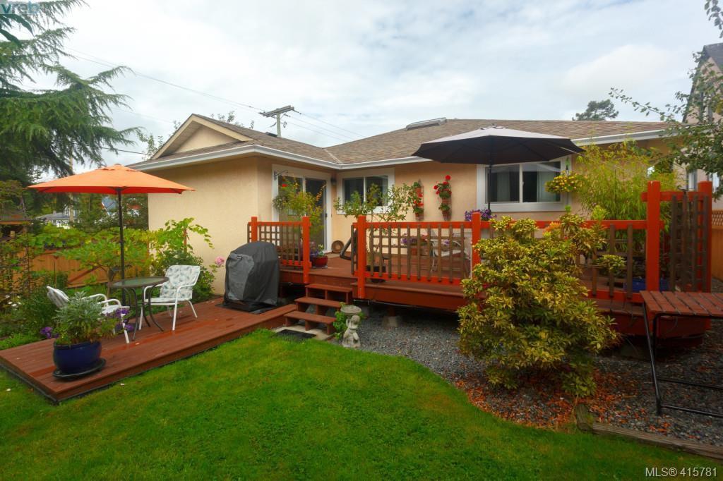 Main Photo: 1401 Harrop Road in VICTORIA: SE Cedar Hill Single Family Detached for sale (Saanich East)  : MLS®# 415781