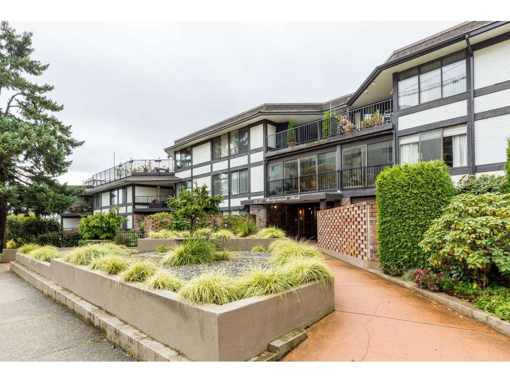 """Main Photo: 303 1437 FOSTER Street: White Rock Condo for sale in """"Wedgewood Park"""" (South Surrey White Rock)  : MLS®# R2411642"""