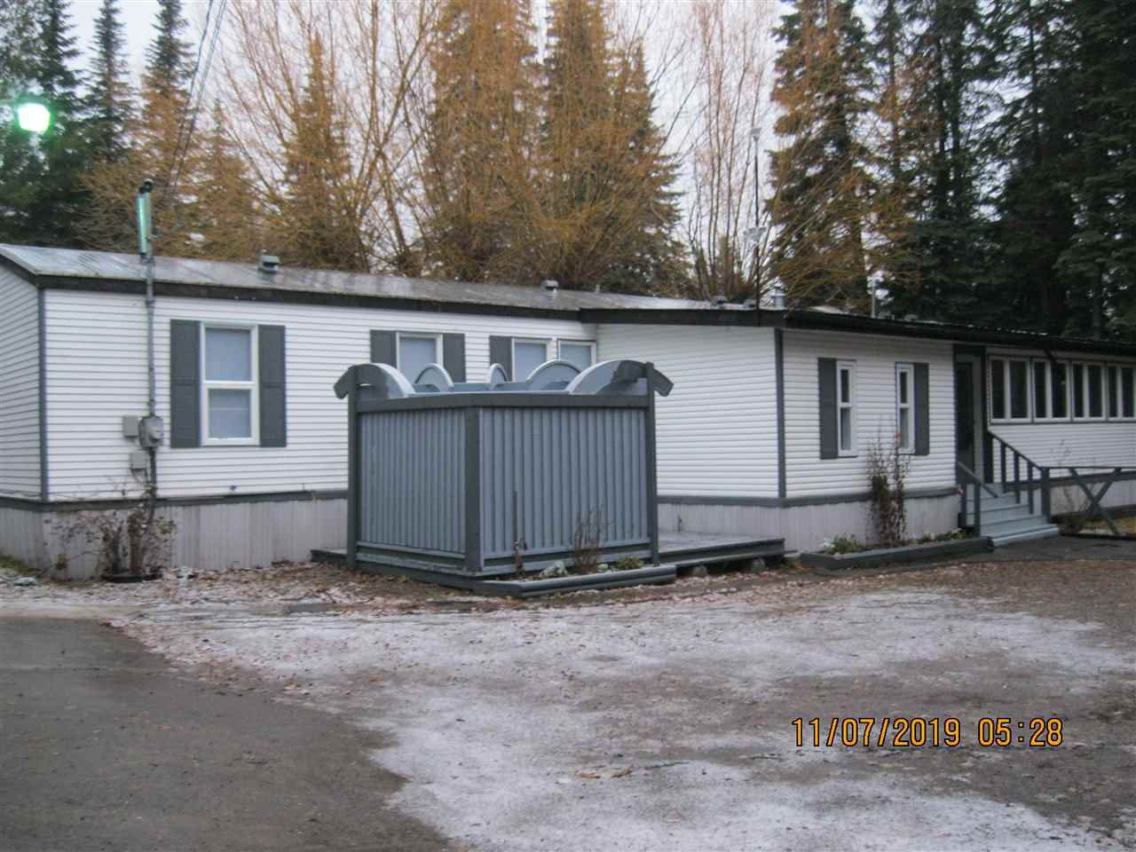 Main Photo: 4021 JADE Drive in Prince George: Emerald Manufactured Home for sale (PG City North (Zone 73))  : MLS®# R2418762