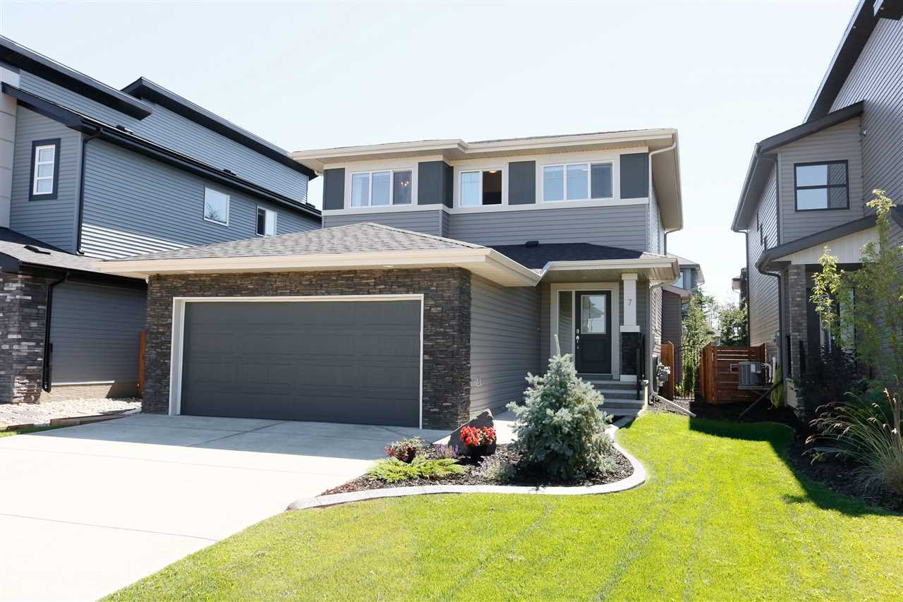 Main Photo: 7 KINGSBURY Circle: Spruce Grove House for sale : MLS®# E4208227