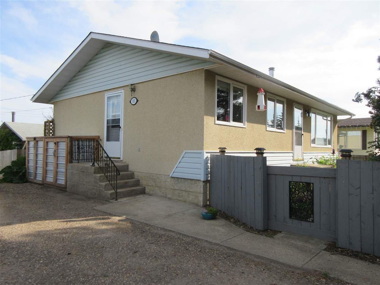 Main Photo: 313 4 Avenue: Thorhild House for sale : MLS®# E4213308