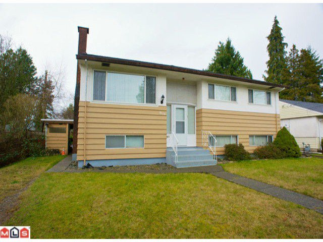 "Main Photo: 10115 127A Street in Surrey: Cedar Hills House for sale in ""SAINT MARY'S PARK"" (North Surrey)  : MLS®# F1207046"