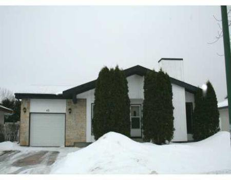 Main Photo: 43 SCARFE ST: Residential for sale (Maples)  : MLS®# 2903261