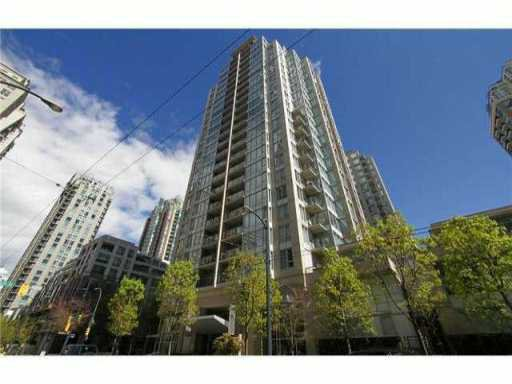 """Main Photo: 1905 1010 RICHARDS Street in Vancouver: Yaletown Condo for sale in """"GALLERY"""" (Vancouver West)  : MLS®# V954101"""