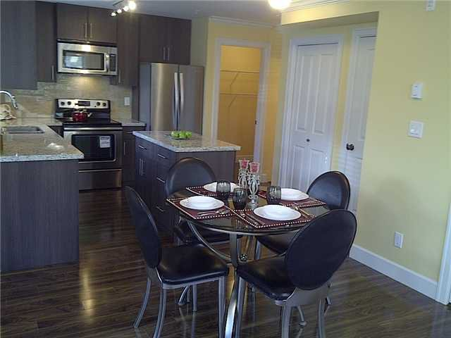 """Photo 3: Photos: 69 69 N GARDEN Drive in Vancouver: Hastings Townhouse for sale in """"THE WATERS"""" (Vancouver East)  : MLS®# V978916"""