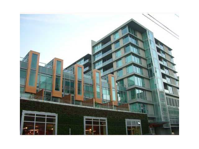 Main Photo: # 813 522 W 8TH AV in Vancouver: Fairview VW Condo for sale ()  : MLS®# V834344