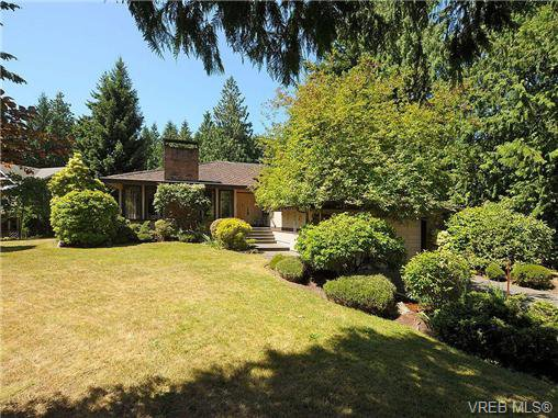 Main Photo: 1727 Stuart Park Terr in NORTH SAANICH: NS Dean Park House for sale (North Saanich)  : MLS®# 646419