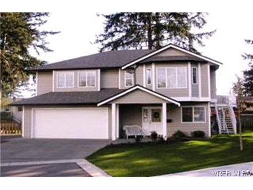Main Photo: 503 Carran Lane in VICTORIA: Co Wishart North Single Family Detached for sale (Colwood)  : MLS®# 211043