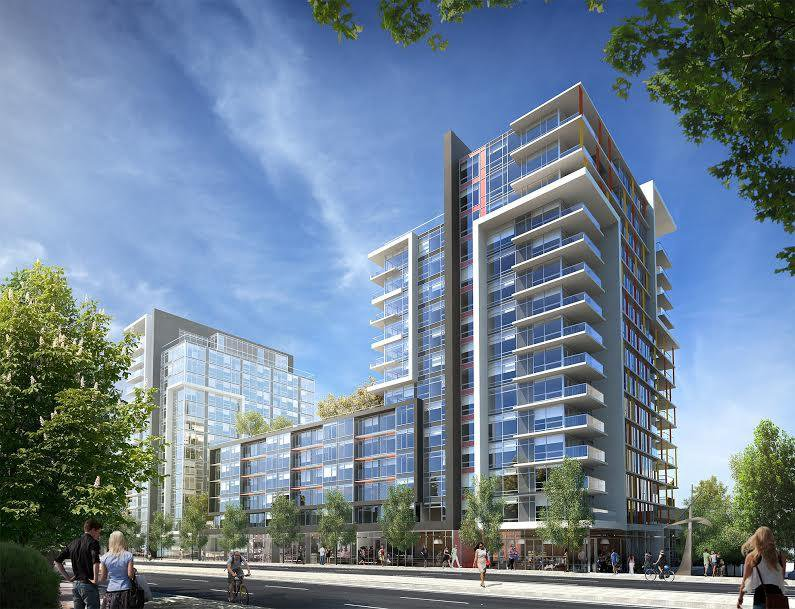 Main Photo: #622 - 159 W. 2nd Ave, in Vancouver: False Creek Condo for sale (Vancouver West)