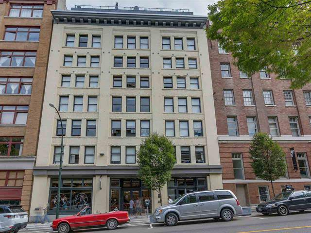 Main Photo: 302 528 BEATTY STREET in : Downtown VW Condo for sale (Vancouver West)  : MLS®# R2099152