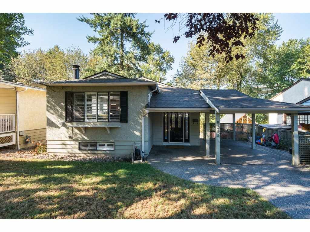 Main Photo: 8283 SHEAVES ROAD in Delta: Nordel House for sale (N. Delta)  : MLS®# R2101147