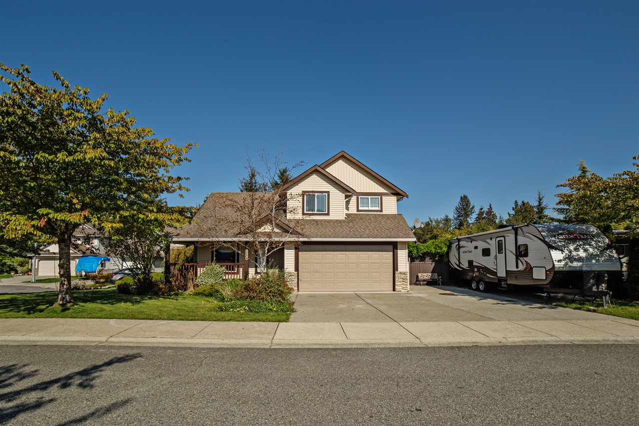 Main Photo: 33685 VERES TERRACE in Mission: Mission BC House for sale : MLS®# R2113271
