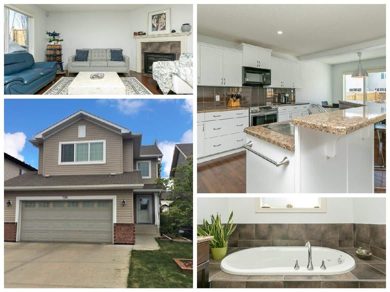 Main Photo: 720 173 Street in Edmonton: Zone 56 House for sale : MLS®# E4188024