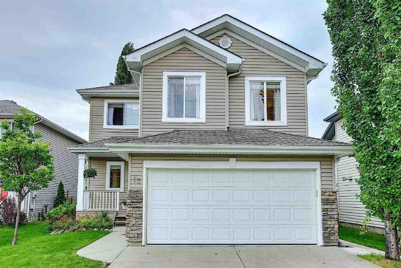 Main Photo: 65 BONIN Crescent: Beaumont House for sale : MLS®# E4202358