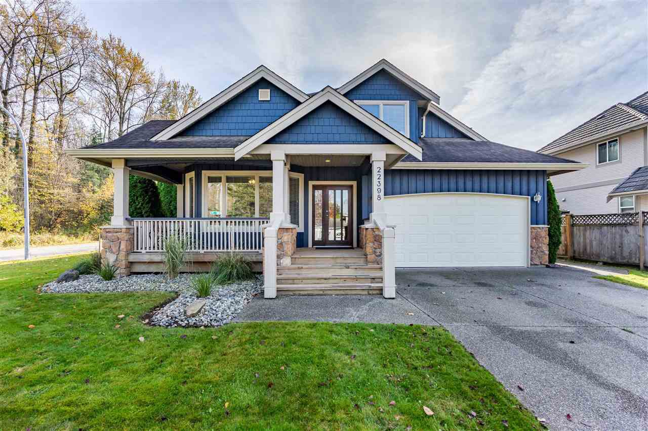 """Main Photo: 22398 52 Avenue in Langley: Murrayville House for sale in """"MURRAYVILLE"""" : MLS®# R2515039"""