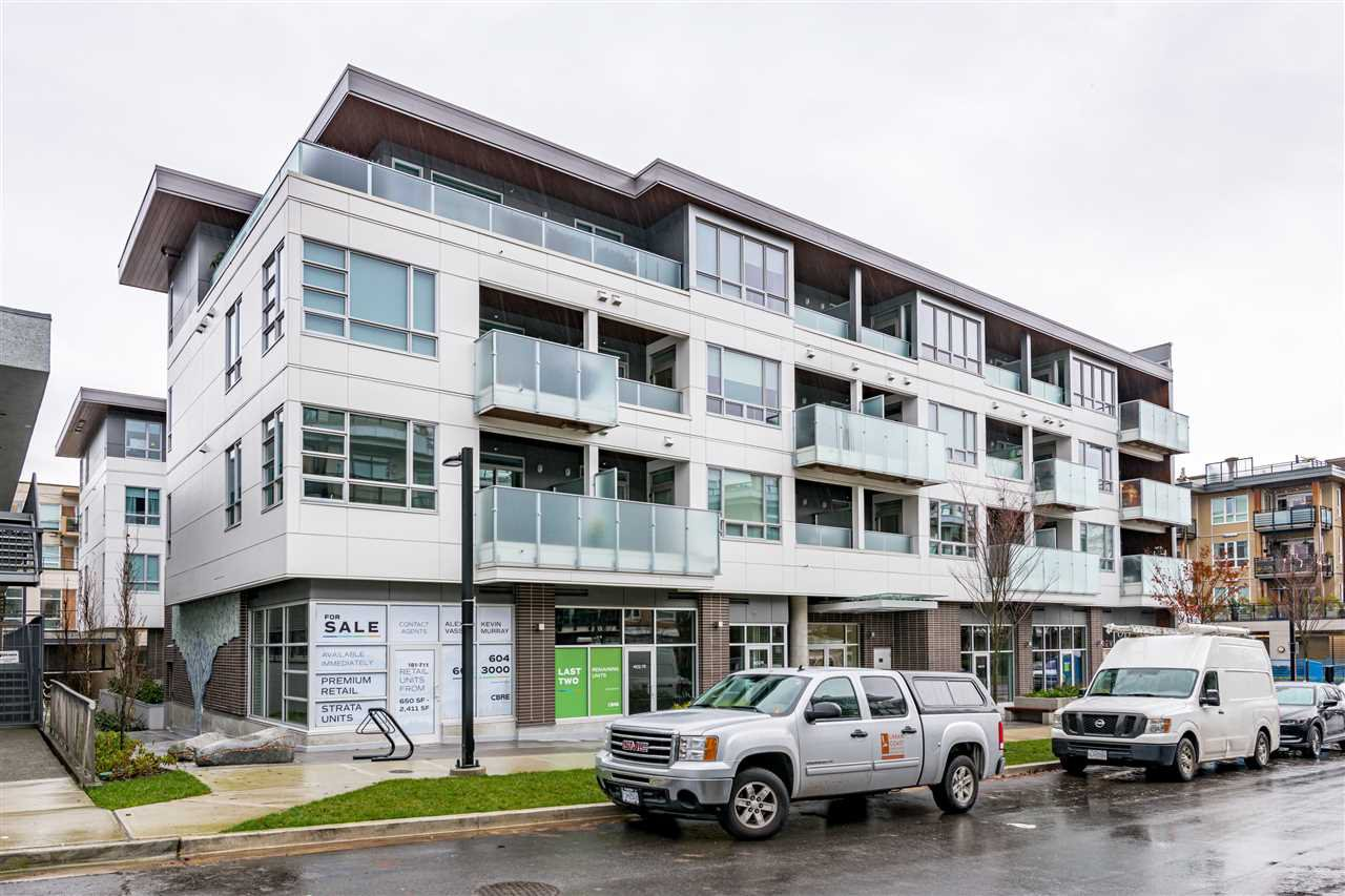 "Main Photo: 205 711 W 14TH Street in North Vancouver: Mosquito Creek Condo for sale in ""FIVER POINTS"" : MLS®# R2524104"